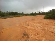 Tin tức trong ngày - Vỡ đập ở Quảng Ninh: Đình chỉ công tác 5 cán bộ