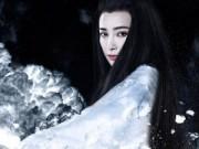 Lý Băng Băng hóa ma nữ xinh đẹp bên Trần Khôn
