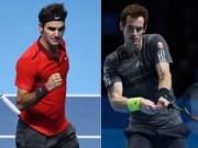 Thể thao - Federer ra đòn quyết đoán, Murray trái tay đẳng cấp