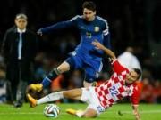 Bóng đá - Argentina – Croatia: 9 phút hứng khởi
