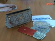 """Video An ninh - Bình Thuận: Người dân vây bắt """"quái xế"""" cướp giật tài sản"""