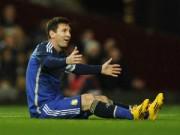 Bóng đá - Argentina: Messi chơi tốt hơn nhờ Tevez