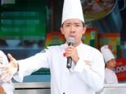 Phim - Trấn Thành trổ tài làm bếp với Quán quân Vua đầu bếp