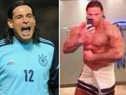 Chán khung gỗ, thủ thành người Đức quyết sang WWE