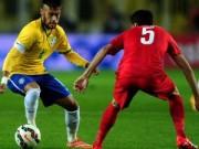 Bóng đá - ĐT Brazil: Cảm hứng Neymar, chất samba trỗi dậy