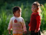 Bạn trẻ - Cuộc sống - Nét đẹp hồn nhiên của trẻ em vùng cao
