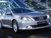Ô tô - Xe máy - Mắc lỗi khiến xe mất lái, Toyota triệu hồi Camry