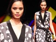 Thời trang - Váy áo họa tiết mèo gây ấn tượng tại Elle show