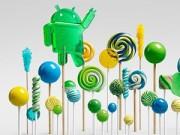 Điện thoại - Android 5.0 chính thức cập nhật cho dòng Nexus