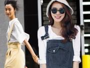 Thời trang - Quần yếm có quá trẻ cho bạn?