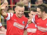 Bóng đá - Cú vuốt bóng thần sầu top 5 bàn thắng V11 Bundesliga