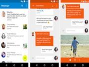 Công nghệ thông tin - Google Messenger: Ứng dụng nhắn tin miễn phí trên Android