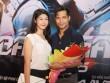 Trương Thế Vinh tình cảm đi xem phim cùng bạn gái phi công