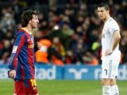 """Bóng đá - Messi gọi Ronaldo là """"bánh quy thích vuốt tóc làm điệu"""""""