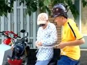 Hài Nhật Cường: Một cuốc xe ôm