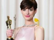 """Anne Hathaway thấy """"mất mặt"""" nếu không đạt giải Oscar"""