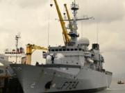 Tin tức trong ngày - Cận cảnh tuần dương hạm Pháp ở cảng Tiên Sa