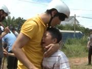 Ca nhạc - MTV - Con trai Hoàng Bách òa khóc vì giận bố