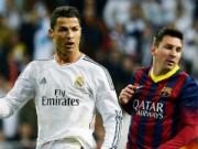 """Bóng đá - """"Cuộc đua QBV 2014 là của riêng Ronaldo và Messi"""""""