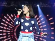 Ngôi sao điện ảnh - Miu Lê bị chê hát yếu trong liveshow