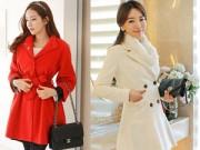 Bí quyết mặc đẹp - Những chiếc áo khoác dài tuyệt đẹp cho ngày gió mùa
