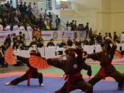 Thể thao - Nữ giới đang khẳng định mình trong hội võ cổ truyền lần thứ 30