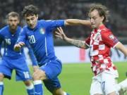 Bóng đá - Italia - Croatia: Cân tài cân sức