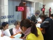Tài chính - Bất động sản - Số người đăng ký thất nghiệp tăng mạnh