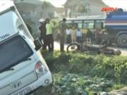Video An ninh - Hải Dương: Tai nạn liên hoàn, ít nhất 8 người nhập viện