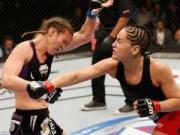 Thể thao - Nữ võ sĩ UFC tung cú đấm rách tai đối thủ
