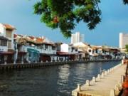 Du lịch - Hoàng thành cổ Malacca - Venice của phương Đông