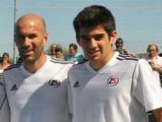 Bóng đá - Con trai Zidane phô diễn kỹ thuật đỉnh cao giống bố