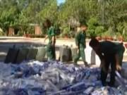 Video An ninh - Nhóm buôn lậu liều lĩnh cướp lại 24 nghìn gói thuốc lá