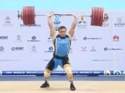 Thể thao - Nâng tổng cử 432 kg, VĐV xô đổ kỷ lục thế giới