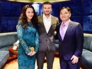 Ca nhạc - MTV - Vợ Thanh Bùi bất ngờ xuất hiện cùng… Beckham