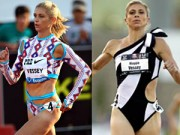 Thời trang - Nữ vận động viên sành điệu nhất bộ môn điền kinh