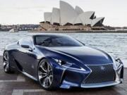 Ô tô - Xe máy - Lexus LF-LC giá rẻ hơn chính thức đi vào sản xuất