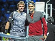 """Thể thao - Hậu scandal: Wawrinka, Federer đã """"làm lành"""""""