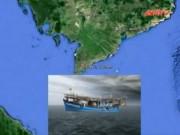 Video An ninh - Cứu nguy tàu cá chở 7 thuyền viên trôi dạt trên biển