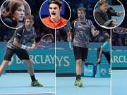 """Thể thao - Bằng chứng tố vợ Federer """"chế giễu"""" Wawrinka"""