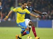 Bóng đá - Pháp - Thụy Điển: Chiến quả muộn màng