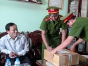 An ninh Xã hội - Bắt nguyên giám đốc Công ty CP Dược vật tư y tế Quảng Nam