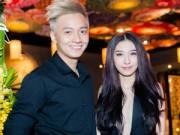 Ca nhạc - MTV - Ngô Kiến Huy quấn quít bên bạn gái xinh đẹp