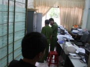 An ninh Xã hội - Trộm đột nhập hàng loạt phòng làm việc của UBND