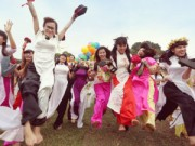 """Bạn trẻ - Cuộc sống - Những hình ảnh kỷ yếu """"siêu quậy"""" của sinh viên"""