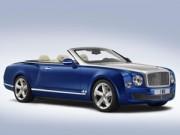 Ô tô - Xe máy - Lộ Bentley Grand Convertible mui trần tuyệt đẹp