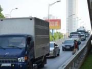Video An ninh - Đón trả khách đường trên cao: Phạt cả người đi bộ và lái xe