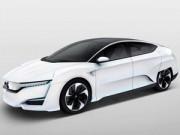 Ô tô - Xe máy - Honda FCV concept chính thức ra mắt