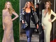 Bí quyết mặc đẹp - 4 mẹ bầu xinh đẹp và quyến rũ nhất Hollywood