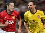 Bóng đá - Arsenal - MU: Quá khứ vàng son nay còn đâu